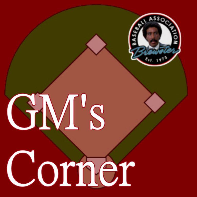GM's Corner